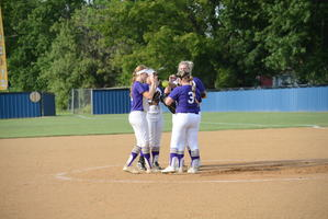 Lady Wolves Step To The Plate