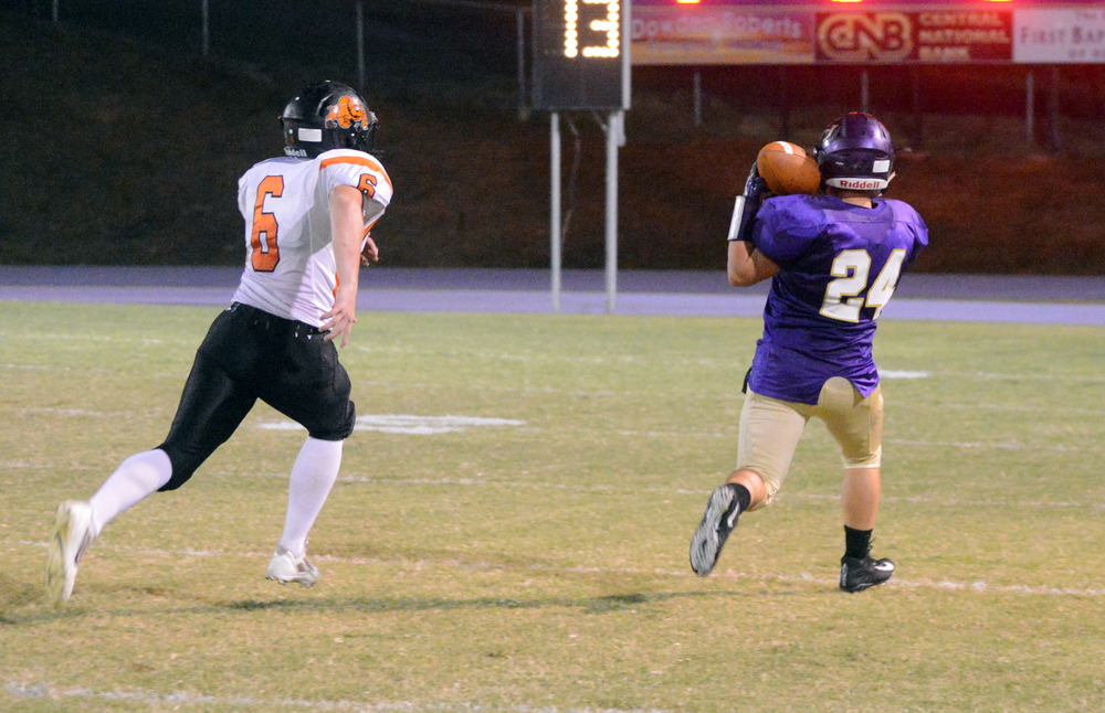 Heavener v Valliant Game Wrap Up