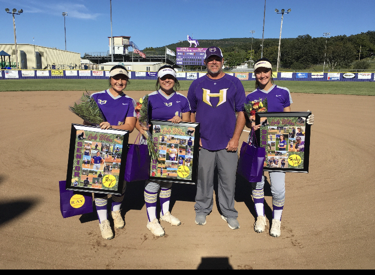 Sr night softball
