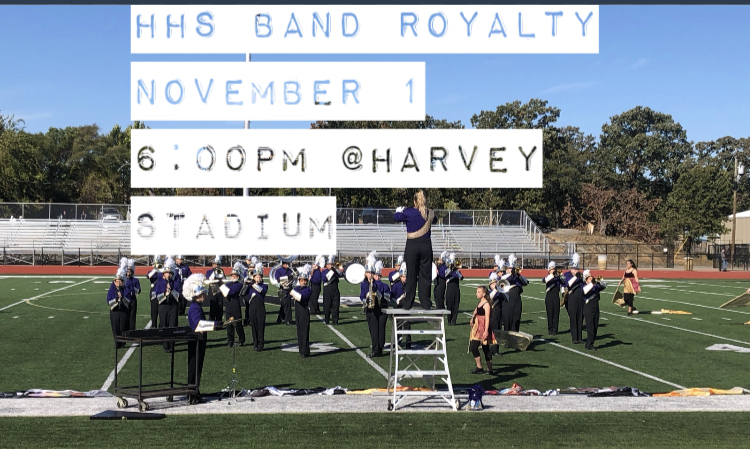 Band royalty